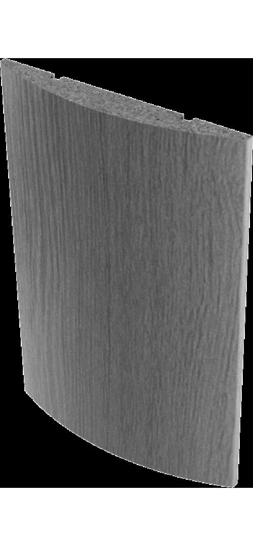 Наличники (ПВХ)  Белый - комплект 6 шт. (для двух распашных дверей)
