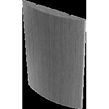 Наличники (ПВХ)  Миланский орех - комплект 6 шт. (для двух распашных дверей)