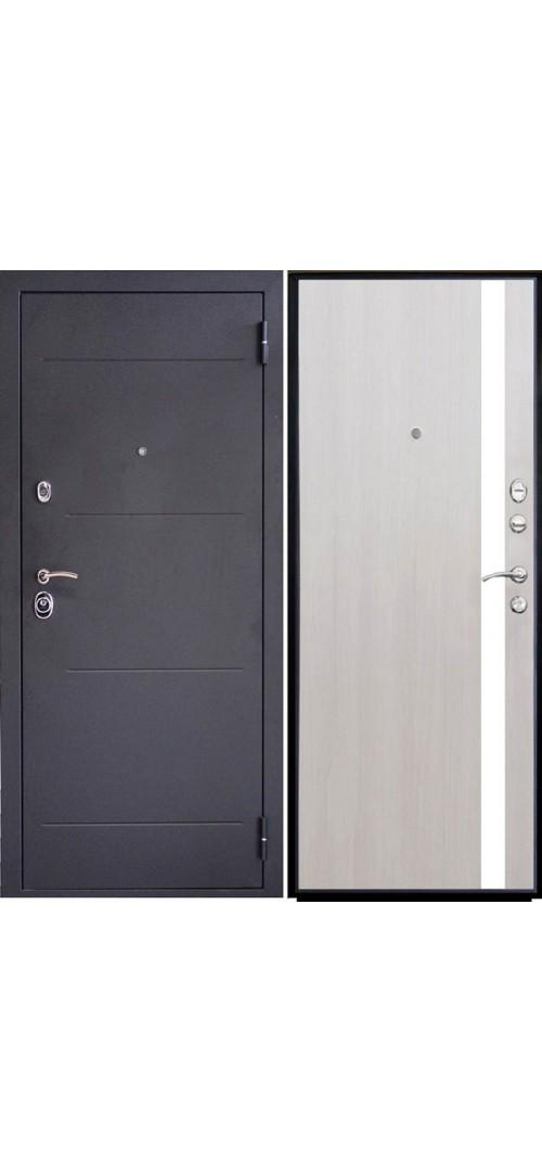 Дверь мет. SD Prof-5 New Line Дуб светлый