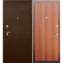 Дверь мет. SD Prof-2 Стандарт Итальянский орех