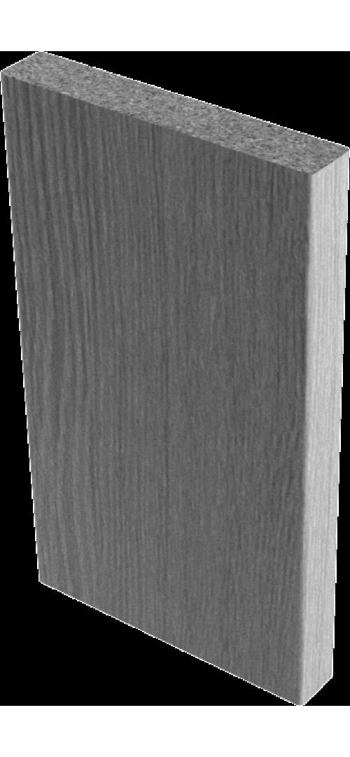 Наличники Eldorf 3D Дуб табак - комплект 5 шт. (для одной двери)