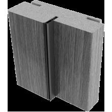 Коробки Мегаполис Серый кедр - комплект 2,5 шт. (для одной двери)