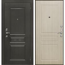 Дверь мет. SD Prof-10 Троя Дуб светлый