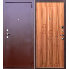 Дверь мет. Гарда 8мм. Дуб рустикальный