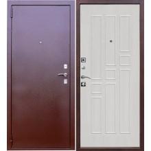 Дверь мет. Гарда 8мм. Белый ясень