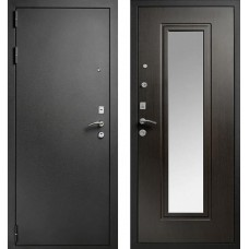 Дверь мет. Царское зеркало муар Венге