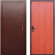 Дверь мет. Стройгост 5 РФ Дуб рустикальный