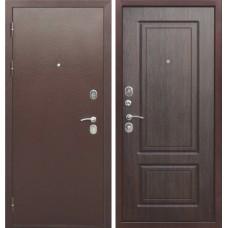 Дверь мет. Толстяк Мед.антик/венге