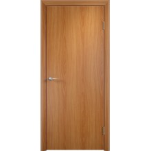 Дверное полотно гладкое ДПГ  Миланский орех