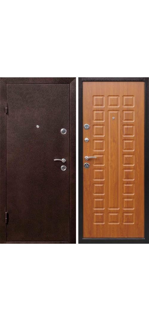 Дверь мет. Йошкар  Дуб золотой
